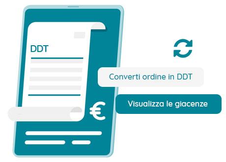 gestione DDT skaltro