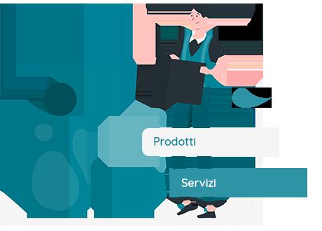 prodotti e servizi skaltro